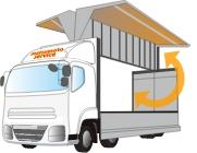 荷物運送・運搬トラック ウィング車のご紹介