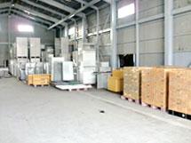 倉庫内の様子2